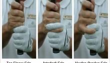 Grip de golf: ciencia o costumbre
