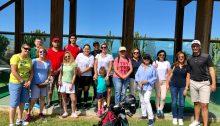 Tarifa plana de clases de golf, el eje de Playgolf Escuela de golf