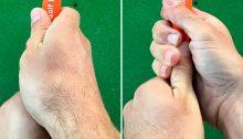 Claves para un buen grip de golf